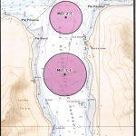 Zone de mouillage de la Baie de Cook
